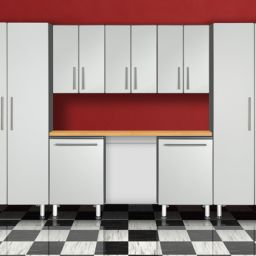 Ulti MATE Garage Is A Boutique Brand Underneath The Flag Of BH North  America. They Sell Cabinets And Sets Of Cabinets For Garage Installations.